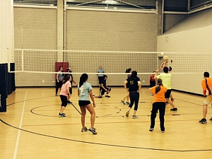 Winter Volleyball Is Open! Join us Thursday & Sunday's!