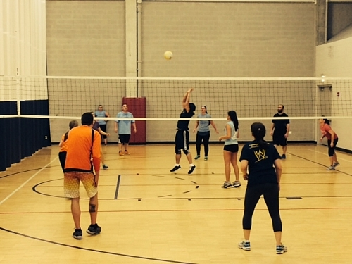 Winter Volleyball Sunday