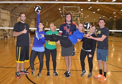 Last Call For Indoor Volleyball!