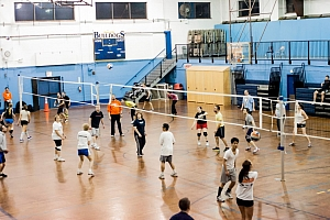 Spring Indoor Volleyball Leagues