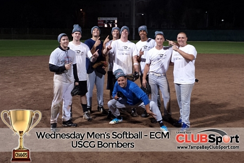 USCG Bombers (R) CHAMPS