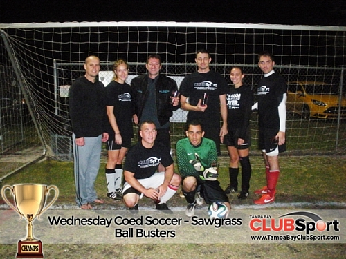 The Ball Busters (r) - CHAMPS