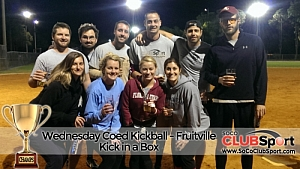 Kick in a Box (b) - CHAMPS photo