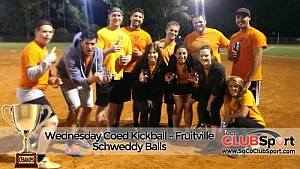 Schweddy Balls (k) - CHAMPS photo