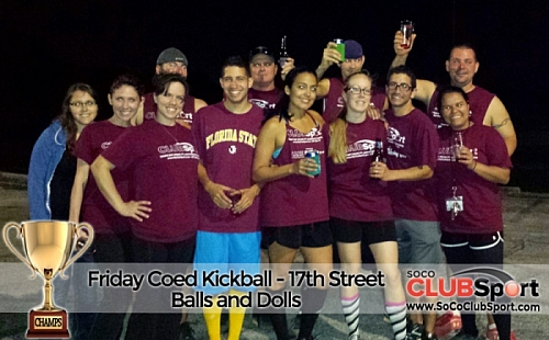 Balls and Dolls (k) - CHAMPS