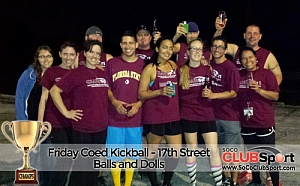 Balls and Dolls (k) - CHAMPS photo