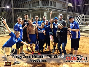 FreeBallers (b) - CHAMPS photo