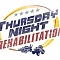 Thursday Night Rehab Team Logo