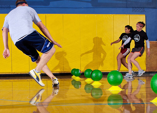 Club Sport Dodgeball Leagues
