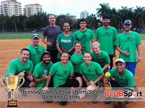 BackDoor Cutters - CHAMPS