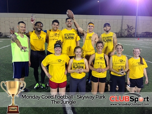 The Jungle - CHAMPS