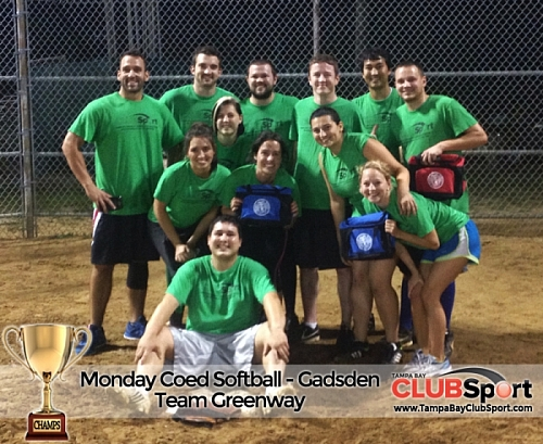 Team Greenway(r) - CHAMPS