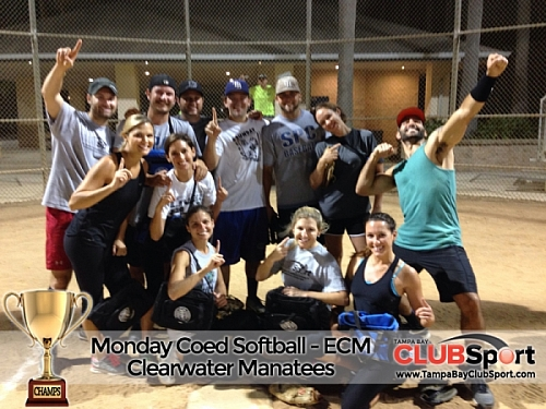 Clearwater Manatees (B) - CHAMPS