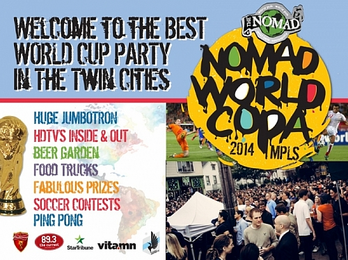 Nomad World Cup 2014
