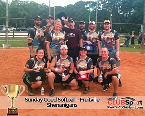 Shenanigans - CHAMPS photo