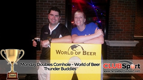 Thunder Buddies - CHAMPS