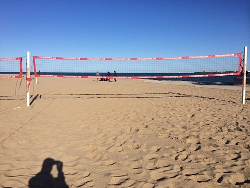 Beach Volleyball North Ave