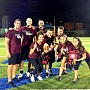 "Flag Football Coed Champions @ Gibson Park ""Team Undecided"""
