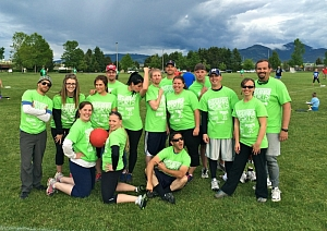 2018 Summer Kickball is here!