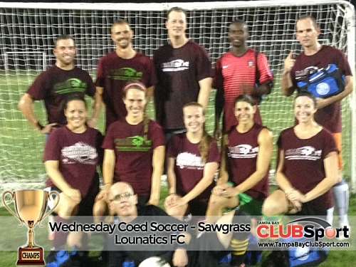 Lounatics FC(r) -CHAMPS