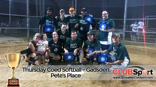Pete's Place(c) - CHAMPS