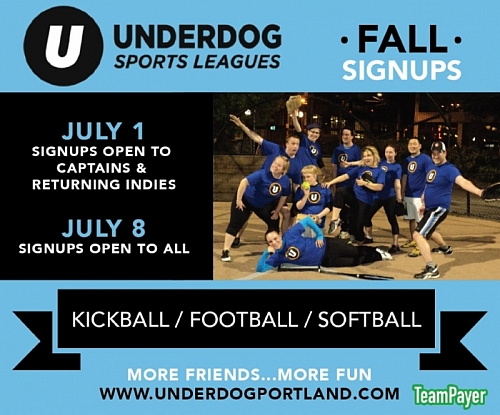 Fall Sign Ups Are Now Open!