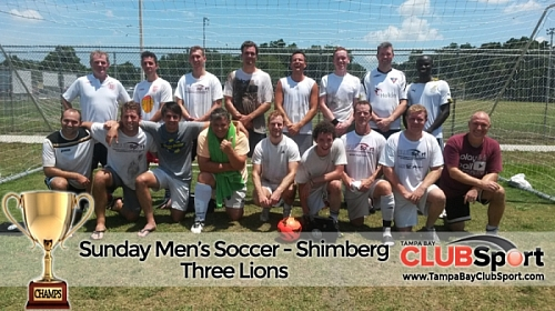 Three Lions - CHAMPS