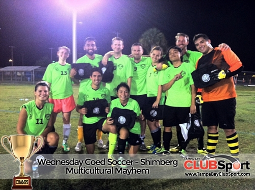 Multicultural Mayhem - CHAMPS