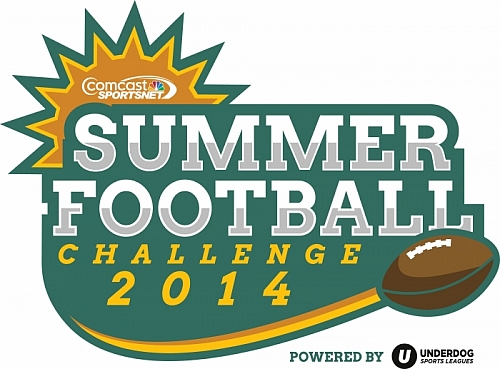 Comcast SportsNet Summer Football Challenge