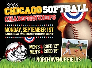 Chicago Softball Championships