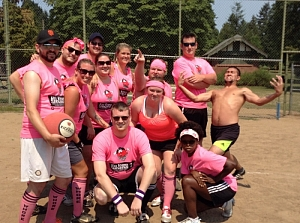 Kickball Whores United