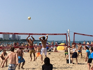 Beach Volleyball Leagues Are Now Open!