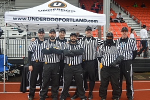 Underdog is always looking for dynamic people to join our team of Sports Officials!