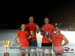 Bump'n in the Wind - CHAMPS photo