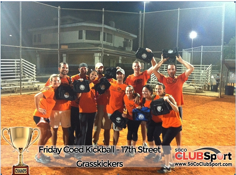 Grasskickers Champs