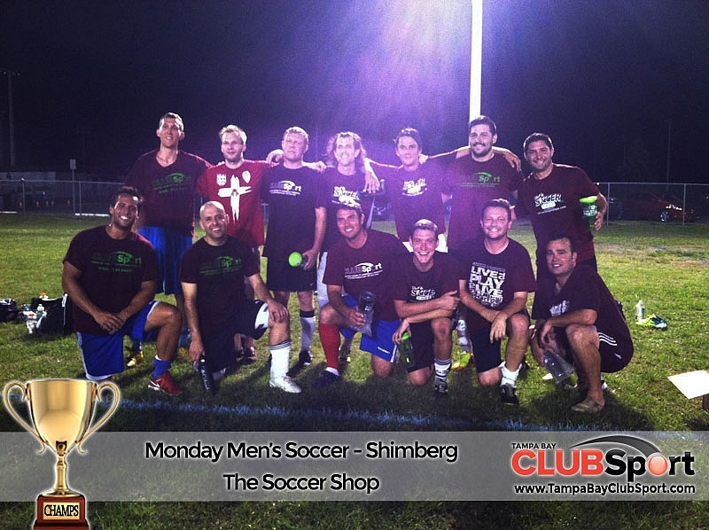 The Soccer Shop (L) - CHAMPS