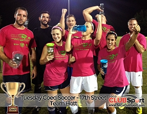 Team Hott (c) - CHAMPS photo
