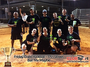 Ball Me Maybe - CHAMPS photo