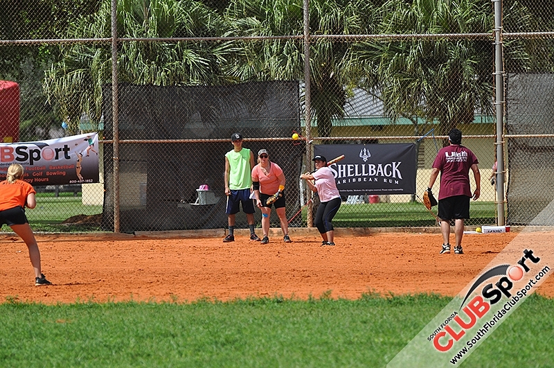 Softballpalooza 2014