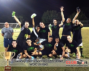 WDC United (m) - CHAMPS photo