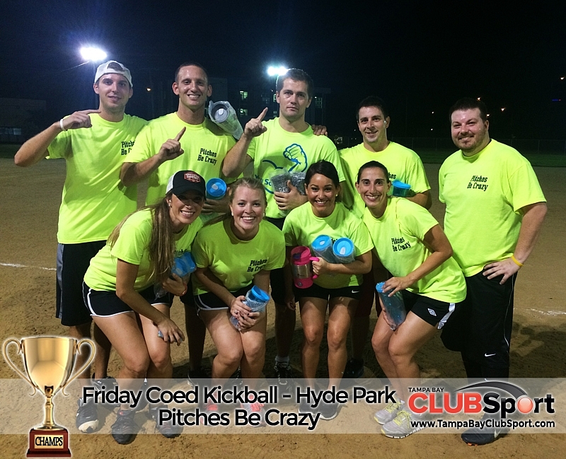 Pitches Be Crazy - CHAMPS