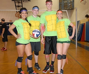Fall Indoor Volleyball Leagues