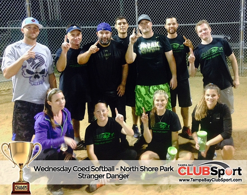 Stranger Danger - CHAMPS