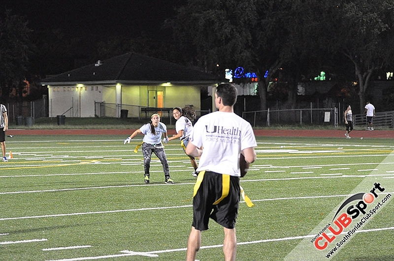 FLAG FOOTBALL LEAGUES