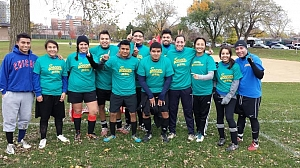 Old Skoolers Win Saturday Soccer Title