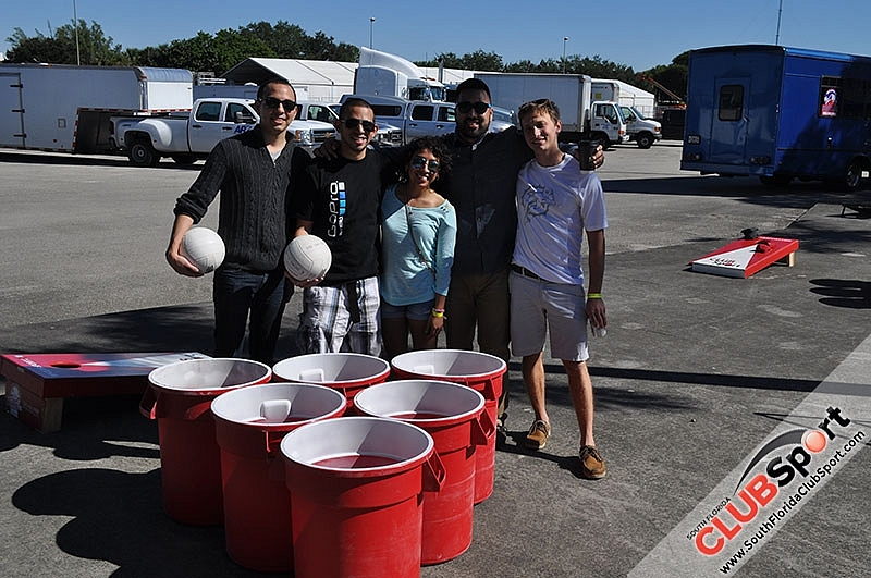 Dolphins Tailgate 2014
