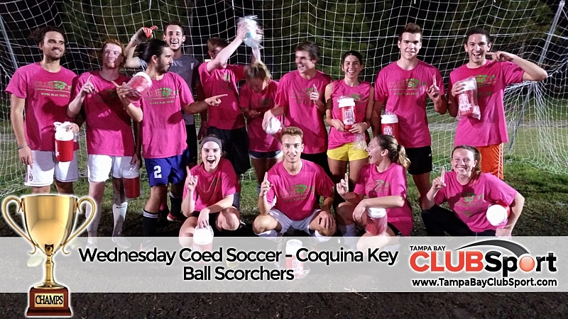 Ball Scorchers (a) - CHAMPS