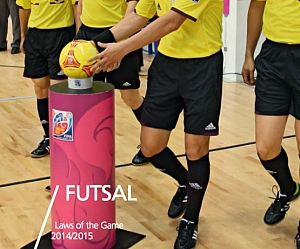 Become a Futsal Referee!