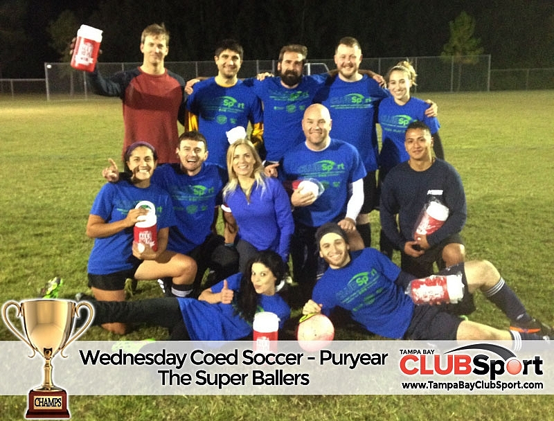 The Super Ballers (a)- CHAMPS
