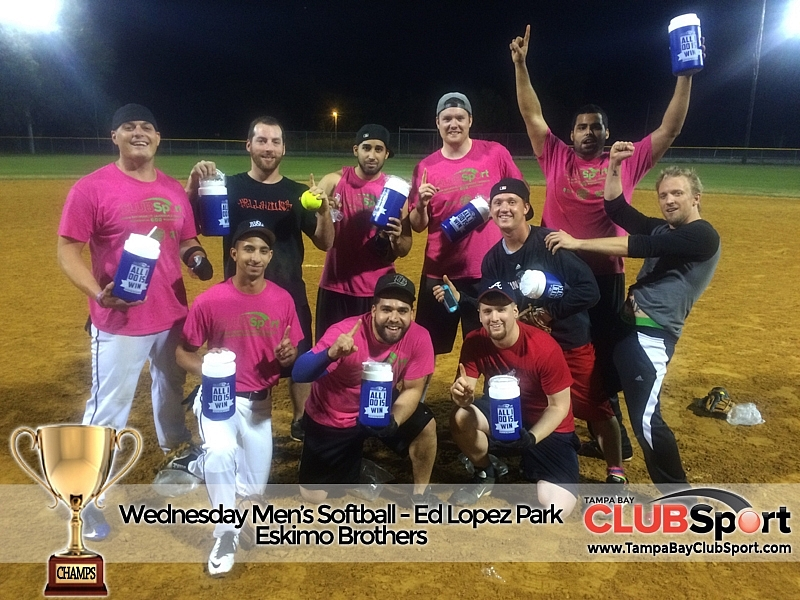 Linksters Eskimo Brothers - CHAMPS